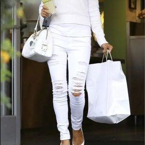Frame le skinny de jean denim size 29